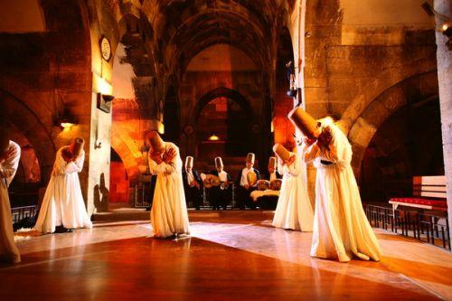 Dervish Show Cappadocia