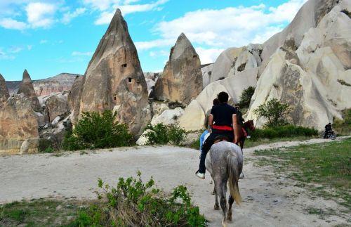 Horse Riding Tour Cappadocia