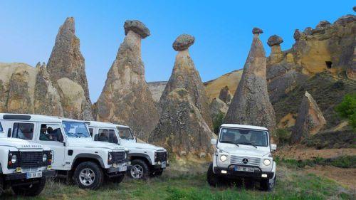 Jeep Safari Tour Cappadocia